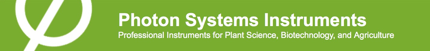 Logo Photon Systems Instruments