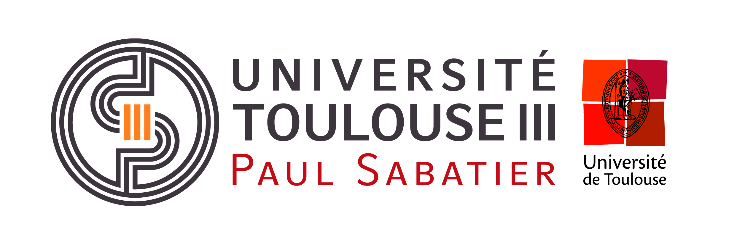 Logo University Toulouse Paul Sabatier