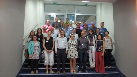 Group picture of the participants.