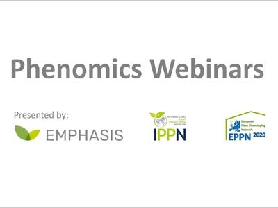 Phenomics Webinars
