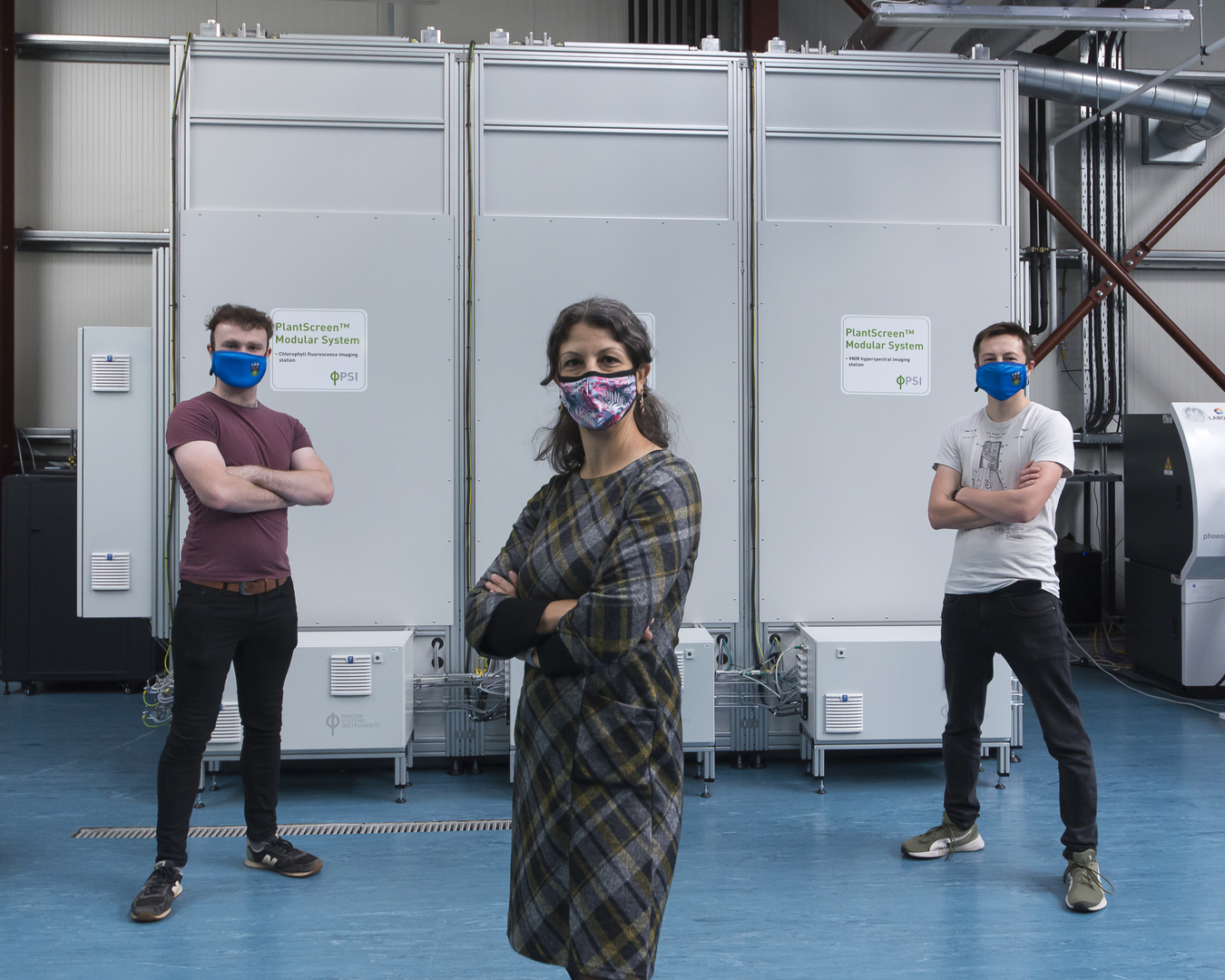 New PlantScreen system at University College Dublin